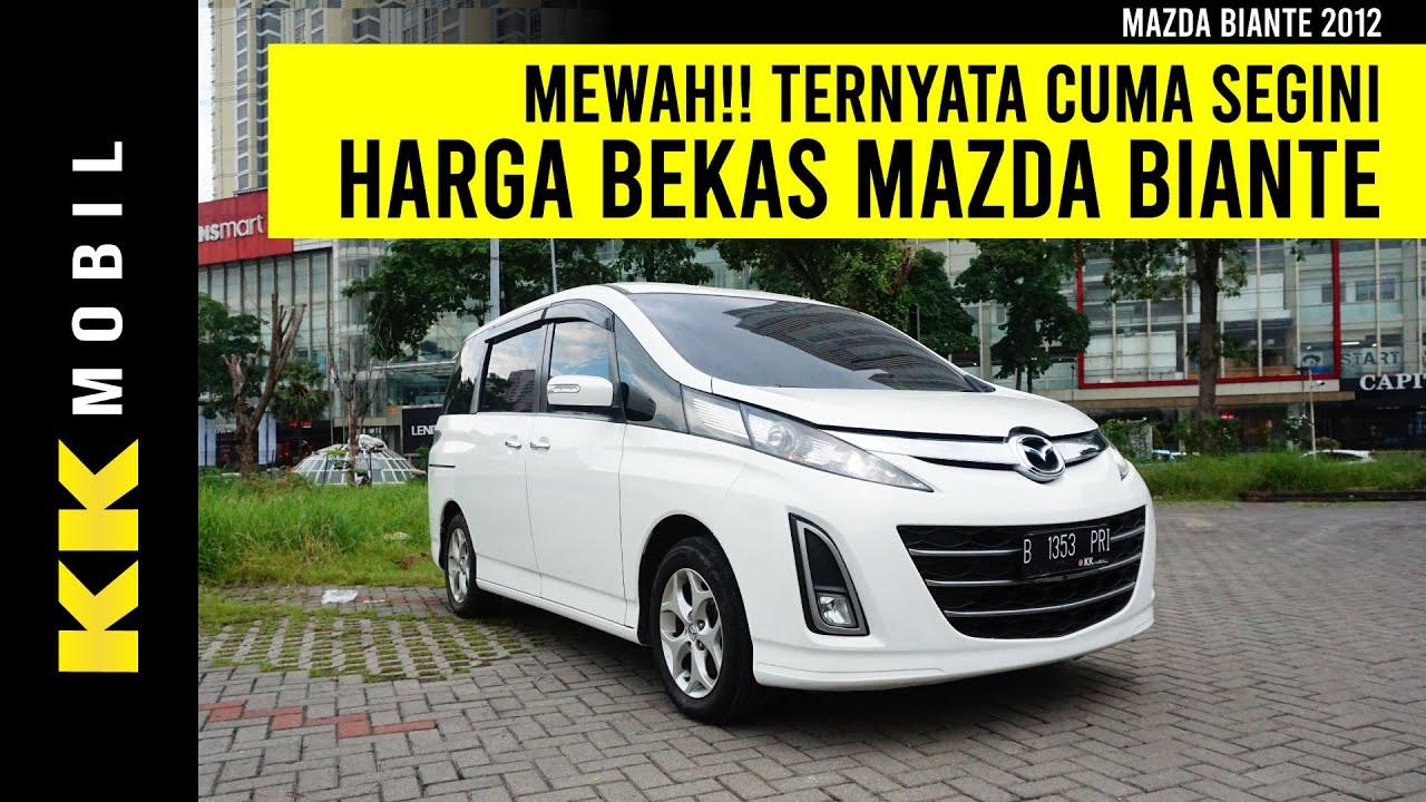 Kekurangan Harga Mazda Biante Murah Berkualitas