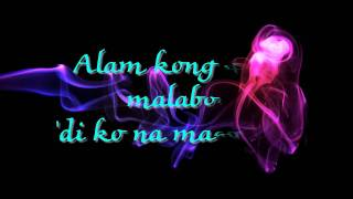 Repeat youtube video Pakisabi Na Lang - Aiza Seguerra (Lyrics)
