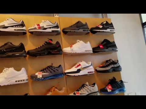 Vlog 51 Part 2 Adidas Outlet in Edinburgh Indiana mall Finishline store 2017