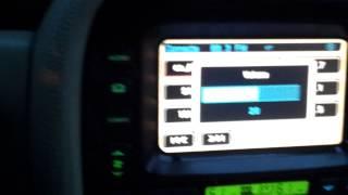 NEW FIBER D2B BT BOX IN JAGUAR XJ8