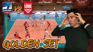 Professional Volleyball Player Reacts to ZAKSA vs. Lube Civitanova CEV Champions League 2021