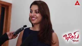 Video Actress Richa Gangopadhyay Talking About BHAI Movie download MP3, 3GP, MP4, WEBM, AVI, FLV Juni 2018