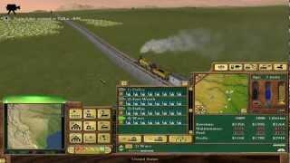 Railroad Tycoon 3 12 - Texas Tea 2/4