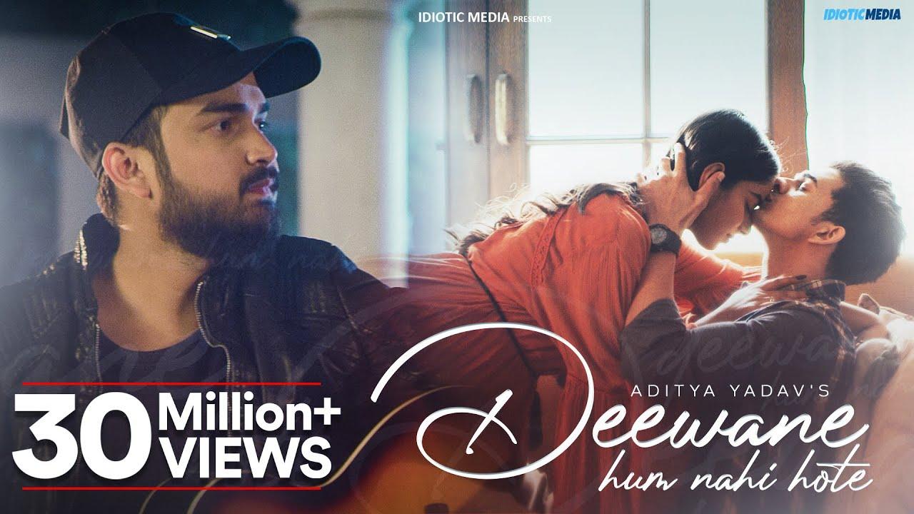 Download Aditya Yadav: Deewane Hum Nahi Hote | Ajaz Ahmed | Shyrinn Anicka | Latest Hindi Sad Songs 2021