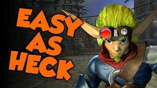 Jak 2 is an easy game.