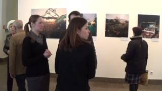 Украина, Киев: Выставка о Атомной Трагедии на Фукушиме в Японии 11.03.2011