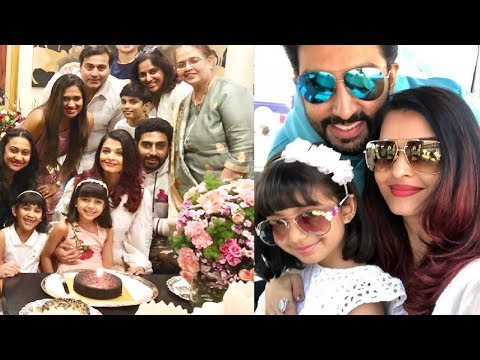 Aishwarya Rai Bachchan 45th Birthday Celebration 2018