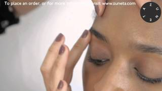 Zuneta presents BECCA ¬ Metallic Smokey Eye