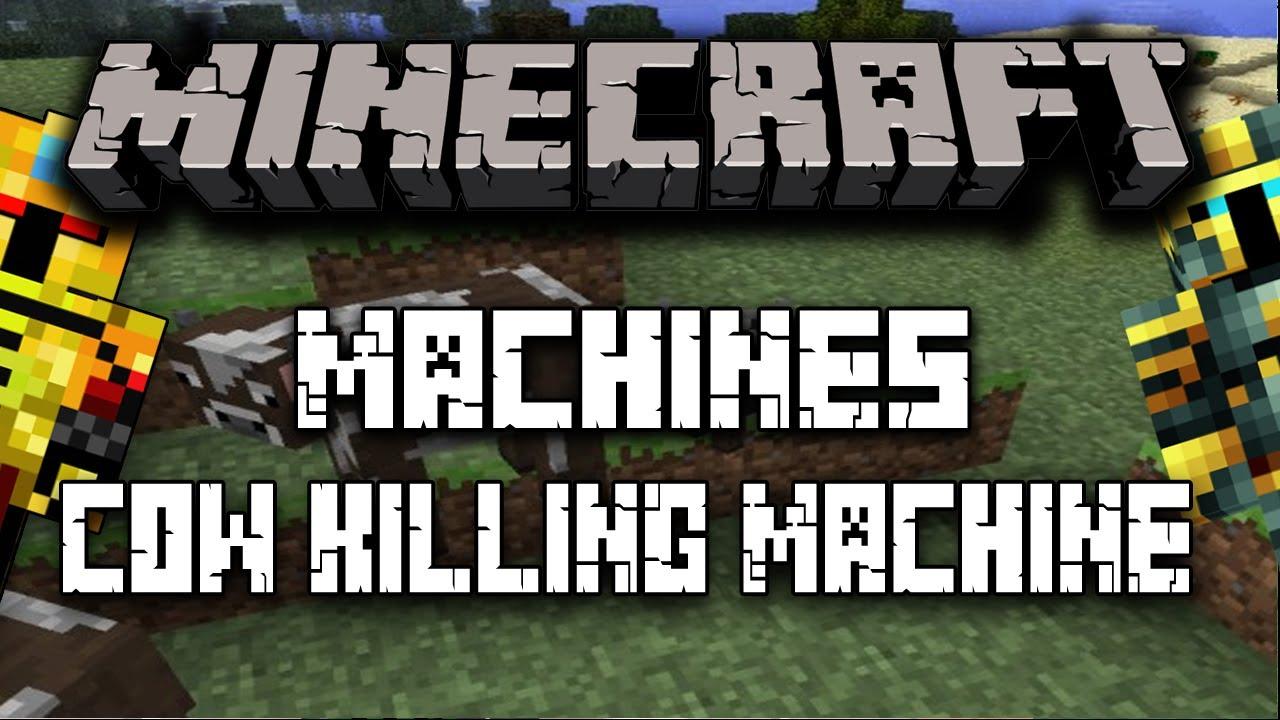cow killing machine