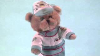 RD1020 - Ricky Racer Bear