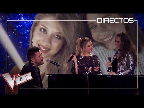 Pablo López, Palomy y Auba Estela Murillo cantan 'Y sin embargo'| Directos | La Voz Antena 3 2019