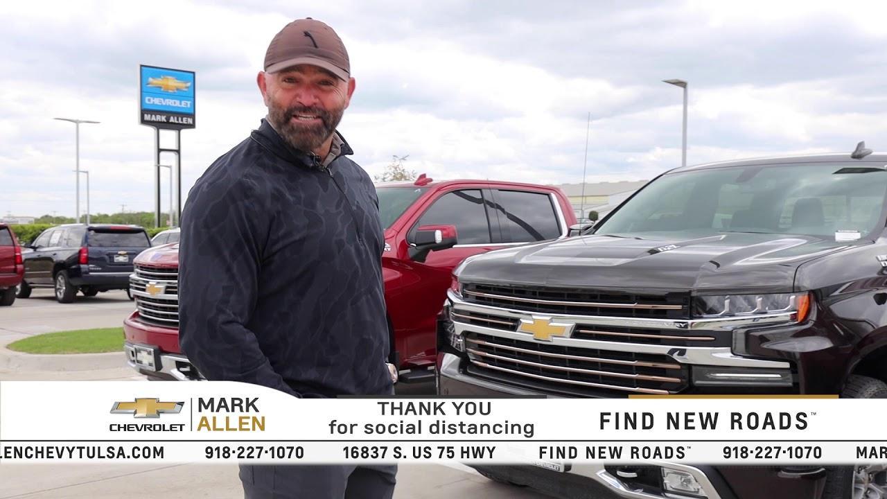 Mark Allen Chevrolet Youtube