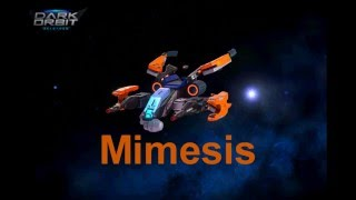 DarkOrbit-The Mimesis (New Ship)