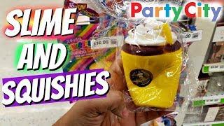 Video We Found NEW $3 DOLLAR SQUISHIES AT PARTY CITY $1 VALENTINE PUTTY 2018 download MP3, 3GP, MP4, WEBM, AVI, FLV Februari 2018