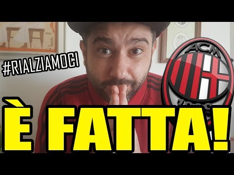 [È FATTA!!!] La SVOLTA è ARRIVATA!!! || Calciomercato + News Milan
