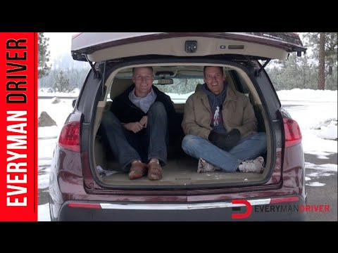 Here's the 2013 Acura MDX SH-AWD Review on Everyman Driver