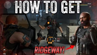 """Here's How to Get The *NEW* Exotic Chest """"Ridgeways"""" Kind Of Annoying But I Like It 