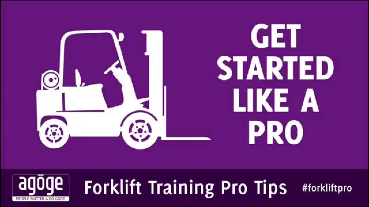 Forklift training pro tips get started like a pro youtube forklift training pro tips get started like a pro xflitez Image collections