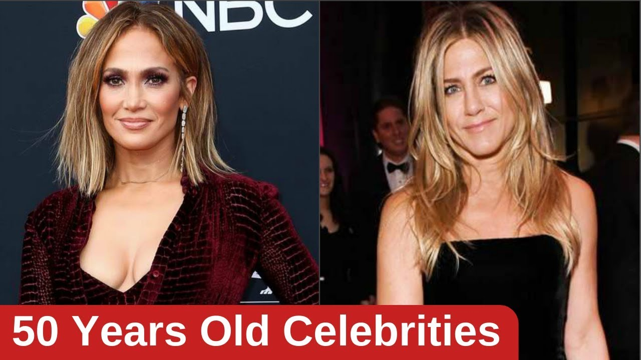 15 Celebrities Turning 50 in 2019