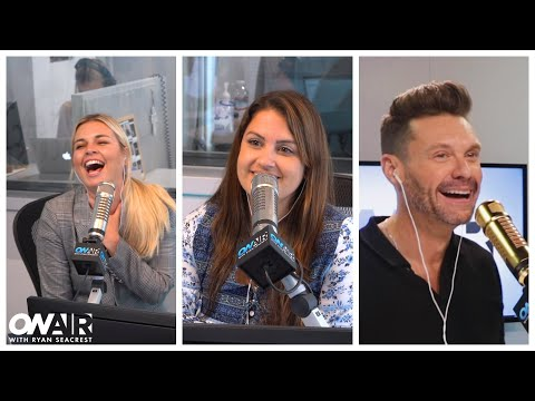 Starting a Relationship Through FaceTime   On Air With Ryan Seacrest