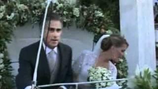 Королевская свадьба на греческом острове