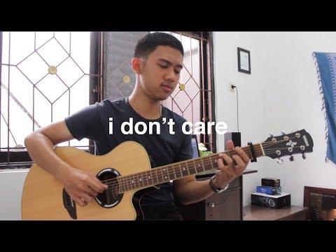 I Don't Care - Ed Sheeran, Justin Bieber (Fingerstyle Guitar)