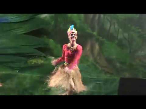 Coreografia Parintins Gabi Espetáculo Ana Campello TCA