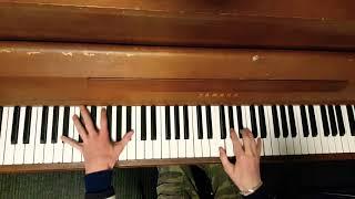 Seryoga - Чёрный Бумер на пианино/Chernyy Bumer on Piano!