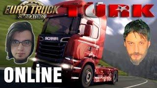 Euro Truck Simulator 2 Türkçe Multiplayer | İntikam
