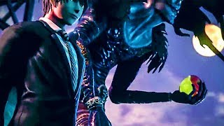 JUMP FORCE: Yagami Light & Ryuk Trailer (Death Note, 2018) PS4 / Xbox One / PC