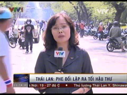 Căng Thẳng Tiếp Tục Gia Tăng Tại Thái Lan