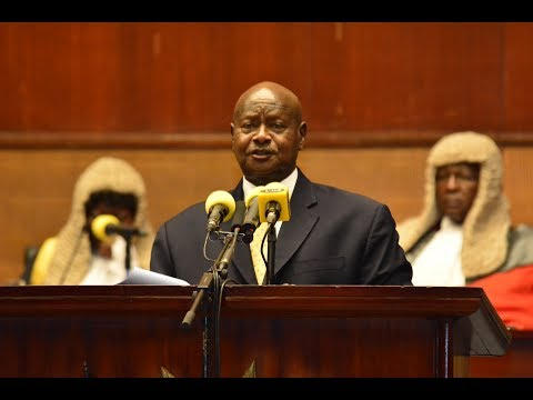 STATE OF THE NATION ADDRESS 2017: NTV UGANDA LIVE STREAM