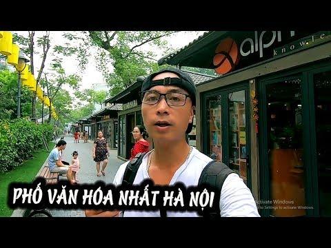 Phố sách Hà Nội | tấn công khu phố lãng mạn kiến thức nhất Hà Hội