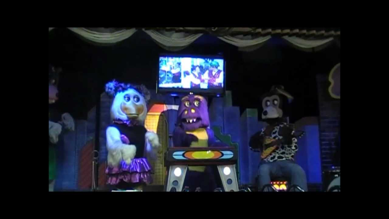 Chuck E Cheese Middletown Holiday 2012 Segment 9 YouTube