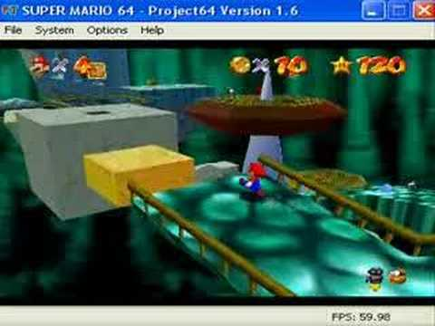 Super Mario 64 Bowser In The Dark World Red Coins 0 55