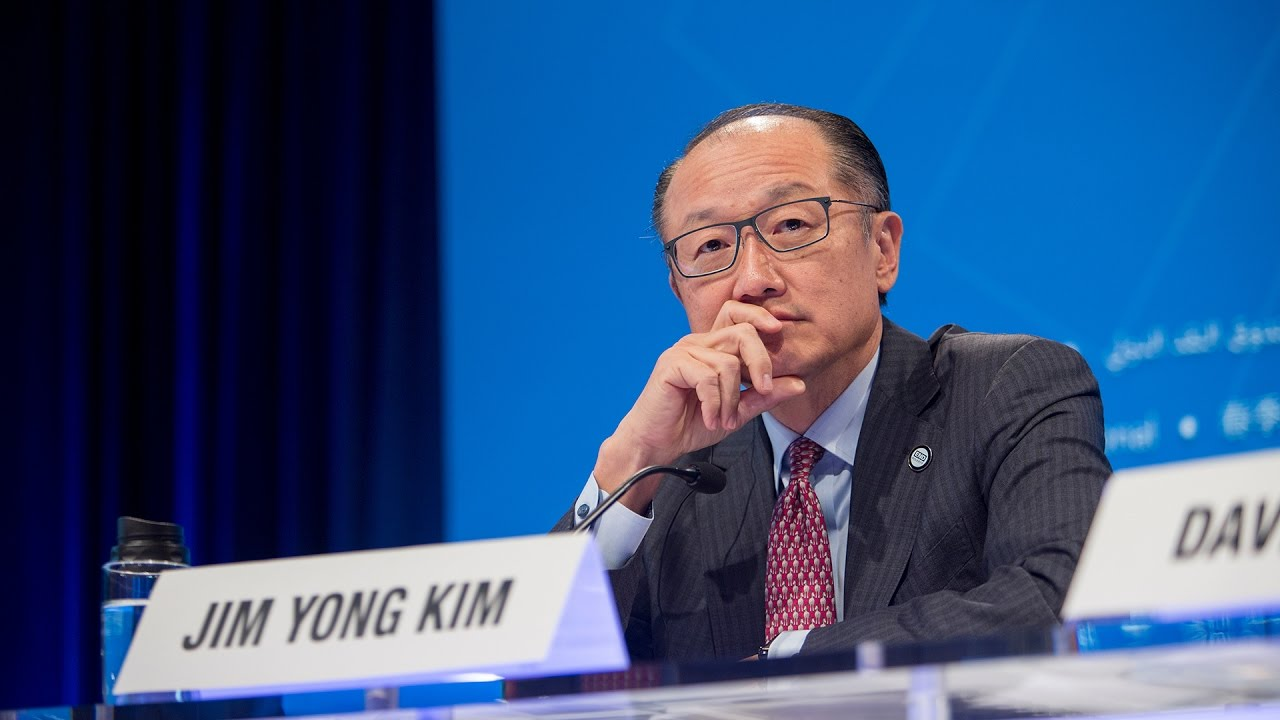 World Bank Group Meeting in a Time of Crisis, But Opportunities Abound