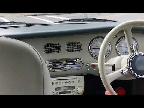 1991 Nissan Figaro Cold Start/test Drive