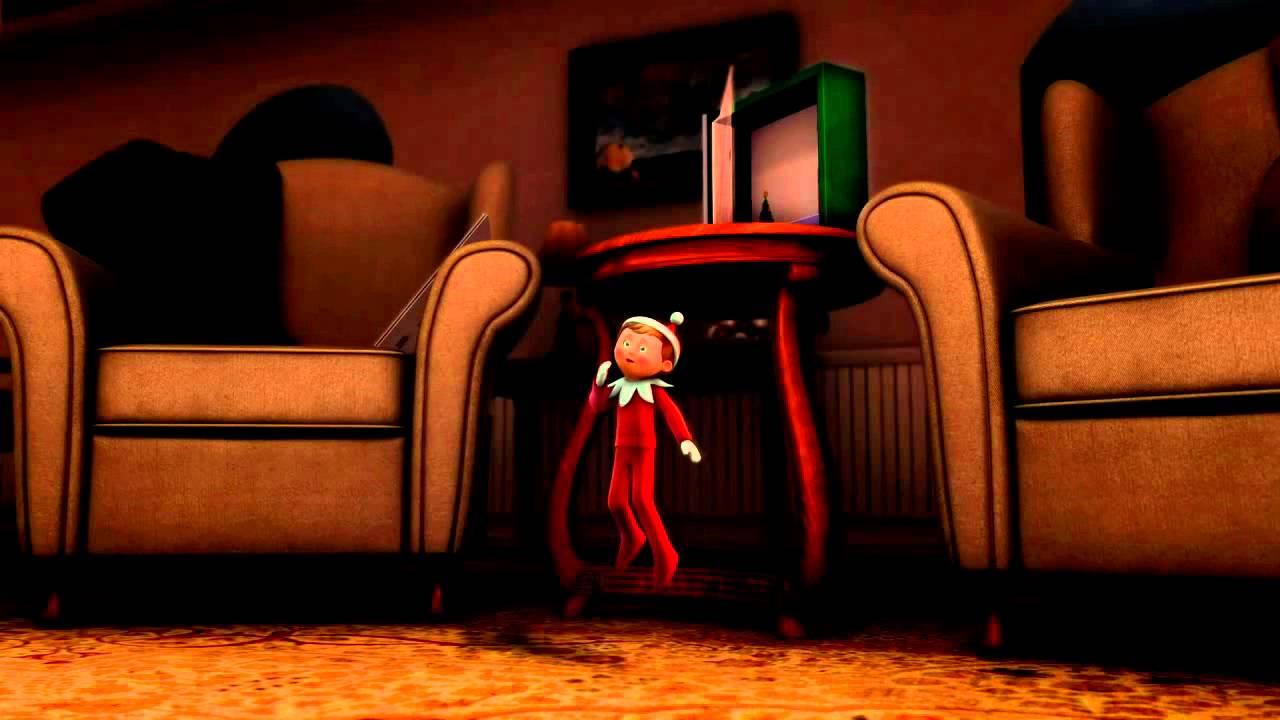 Elf On The Shelf An Elf S Story Youtube