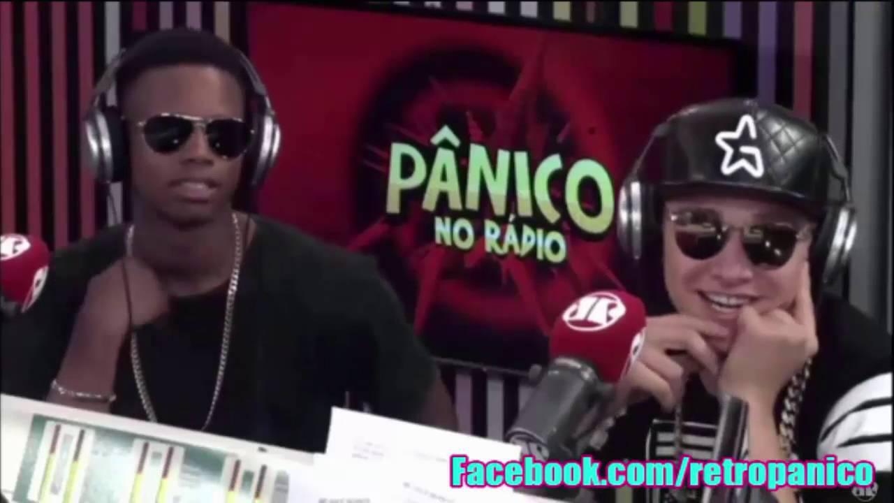 Os melhores momentos do Pânico no rádio #13  (C/ Silento, Mc Gui + Bola fazendo besteira)