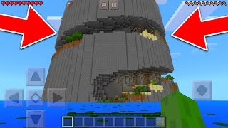 What Happened to this World in Minecraft Pocket Edition!?