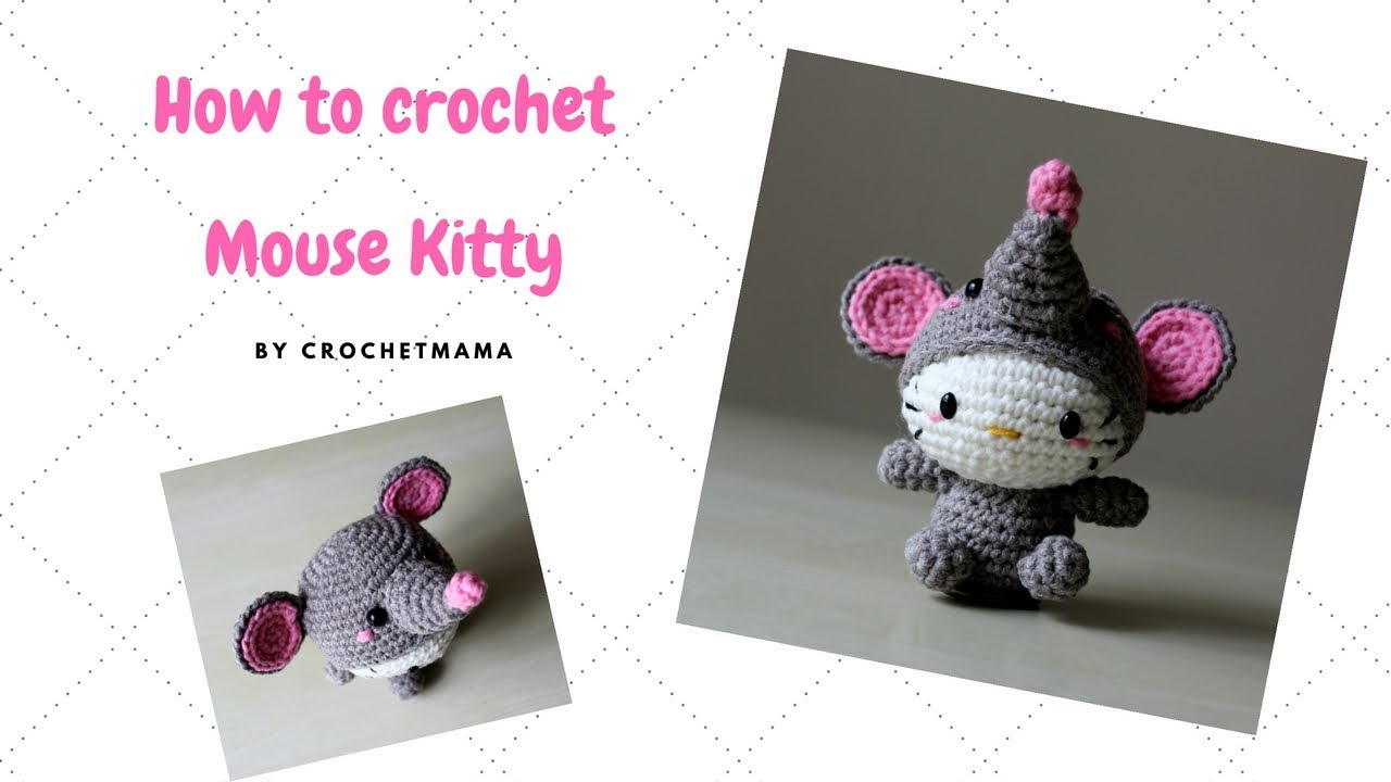 Crochet Amigurumi Hello Kitty Chinese Zodiac Tutorial And Pattern