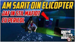 Mafiotul Ciorapel Revine | Jaf in Stil Mafiot cu PERICOL | GTA 5 Roleplay | FiveM Romania