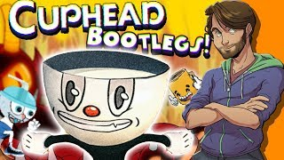 WORST Cuphead RIPOFFS & BOOTLEGS! - SpaceHamster