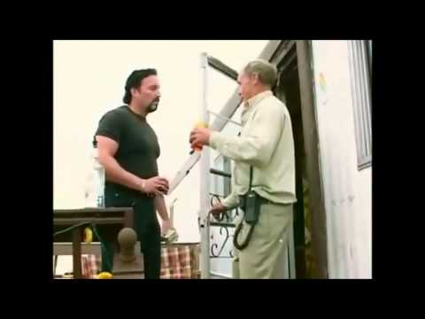 5 Minutes Of Drunk Mr Lahey Falling Down Stairs Youtube