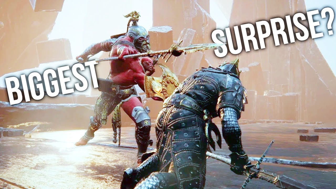 Mortal Shell: BIGGEST Surprise RPG of 2020?