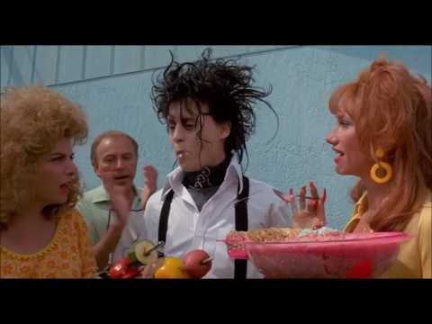 Видео Edward scissorhands essay introduction