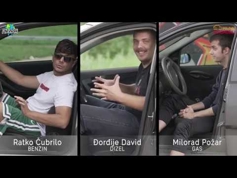 DNEVNJAK i Polovni automobili - Benzin vs Dizel vs Gas