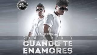 Rakim Y Ken-Y - Cuando Te Enamores (Oficial) Nueva Canción Reggaeton 2012