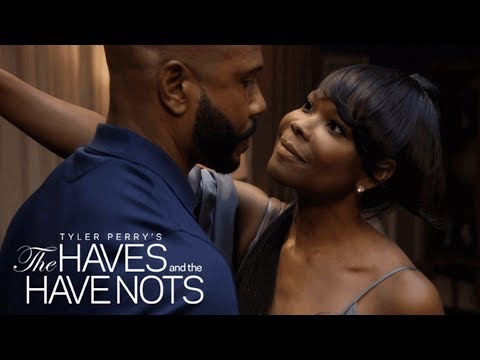 Veronica Reveals Derrick's Dark Past | Tyler Perry's The Haves and the Have Nots | OWN