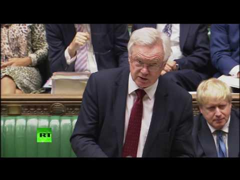 David Davis opens #BrexitBill debate FULL